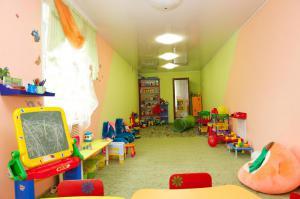 Планета детства - частный детский сад (интерьер)